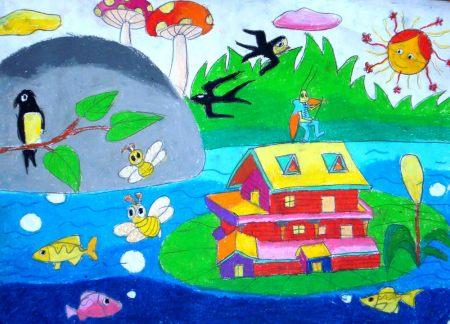 春天来了,幼儿园可以组织哪些亲子活动啊?图片