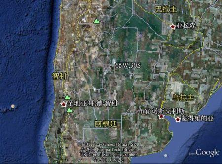 北纬30度2014-12-02 地球仪上东经120度,北纬30度,是什么城市2014-12