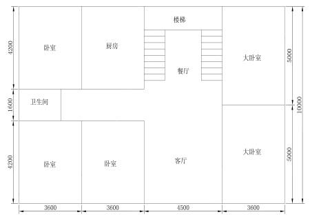 80平方米农村建房图-80平方米房屋设计图_80平方米房屋图片大全_农村图片