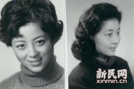 60年代的农村妇女发型是啥样的图片