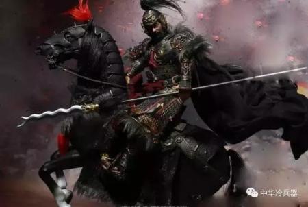 制作周期三年,隋唐时期最昂贵,杀伤力最强大的武器:马槊