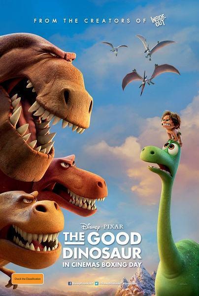 动画片《恐龙当家》讲述了一个什么故事?图片