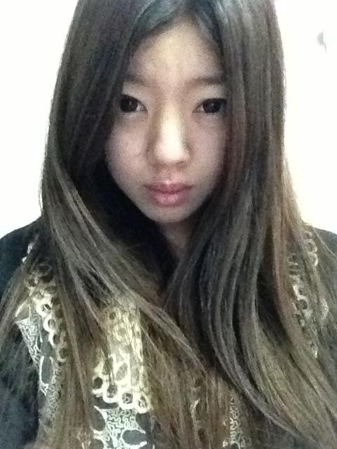 脸圆的人适合平刘海吗_发型设计图片