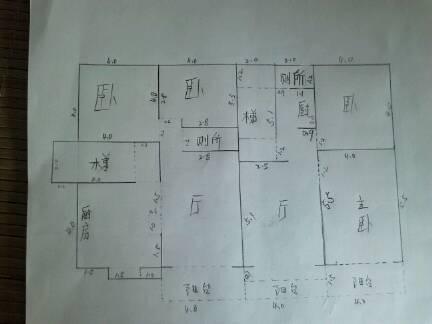 7米宽13米长房屋设计图图片