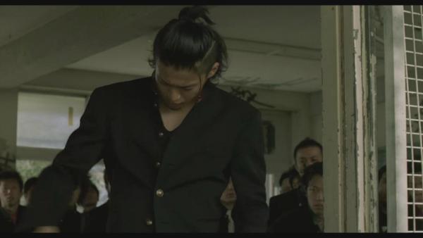 热血高校2泷谷源治发型图片